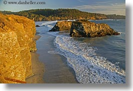beaches, california, cliffs, coastline, horizontal, mendocino, ocean, shoreline, west coast, western usa, photograph