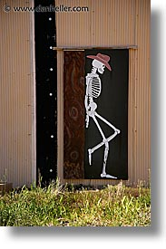 arts, california, nipton, skeleton, vertical, west coast, western usa, photograph