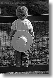 black and white, boys, california, childrens, hats, jacks, oakland zoo, toddlers, vertical, west coast, western usa, photograph