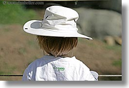 boys, california, childrens, hats, horizontal, jacks, oakland zoo, toddlers, west coast, western usa, photograph