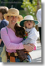 boys, california, childrens, happy, hats, jack and jill, jacks, mothers, oakland zoo, toddlers, vertical, west coast, western usa, womens, photograph