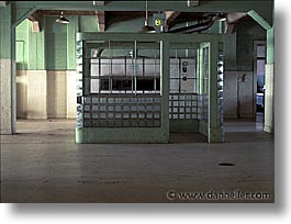 alcatraz, california, horizontal, kitchen, san francisco, west coast, western usa, photograph