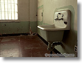 alcatraz, california, horizontal, san francisco, sink, west coast, western usa, photograph