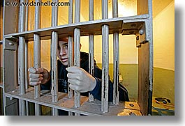 alcatraz, california, chase, horizontal, jail, san francisco, west coast, western usa, photograph