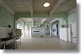 alcatraz, california, horizontal, kitchen, san francisco, slow exposure, west coast, western usa, photograph