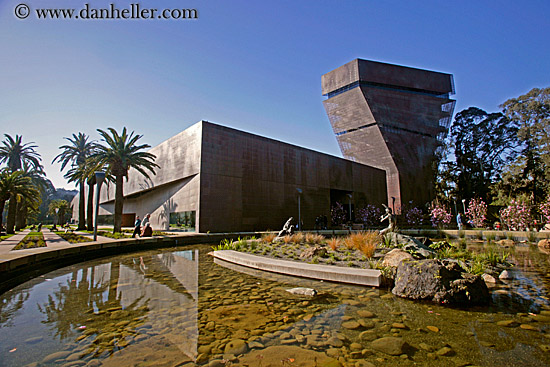 De Young Museum - Attractions - 50 Hagiwara Tea Garden Drive, San Francisco, CA, United States