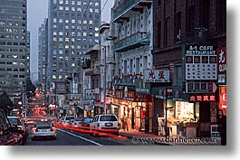 california, china town, chinatown, horizontal, san francisco, west coast, western usa, photograph
