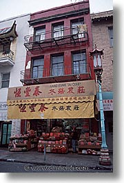 california, china town, chinatown, san francisco, vertical, west coast, western usa, photograph