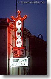 california, china town, chinatown, restaurants, san francisco, vertical, west coast, western usa, photograph