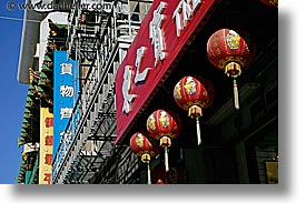 california, china town, chinese, horizontal, san francisco, signs, west coast, western usa, photograph