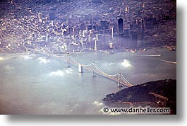 aerials, california, cityscapes, horizontal, san francisco, west coast, western usa, photograph