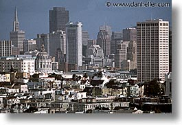 california, cityscapes, downtown, horizontal, san francisco, west coast, western usa, photograph