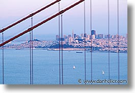 california, cityscapes, close, golden gate bridge, horizontal, san francisco, west coast, western usa, photograph