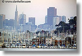 california, cityscapes, horizontal, hsboats, san francisco, sausalito, west coast, western usa, photograph