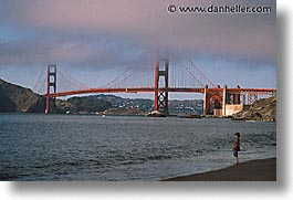 bridge, california, golden gate, golden gate bridge, horizontal, national landmarks, san francisco, watches, west coast, western usa, womens, photograph