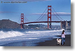 bridge, california, golden gate, golden gate bridge, horizontal, jills, national landmarks, sammy, san francisco, west coast, western usa, photograph