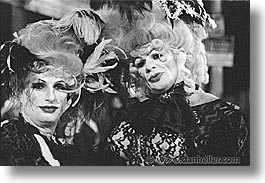 belles, california, dames, halloween, horizontal, san francisco, west coast, western usa, photograph