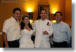 california, events, guests, horizontal, san francisco, wedding, west coast, western usa, photograph