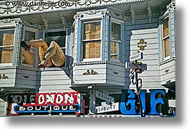 california, haight, horizontal, legs, san francisco, west coast, western usa, photograph