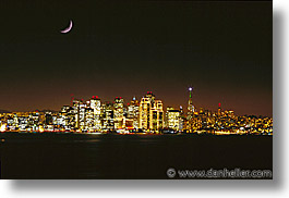 california, cities, horizontal, nite, san francisco, west coast, western usa, photograph