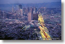 california, cities, horizontal, nite, san francisco, west coast, western usa, zoom, photograph