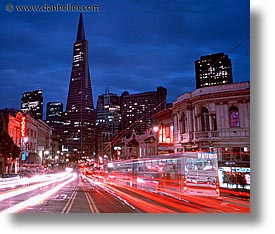 california, columbus, horizontal, nite, san francisco, west coast, western usa, photograph