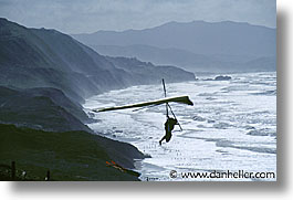 bay, california, fort, funston, horizontal, ocean, san francisco, west coast, western usa, photograph