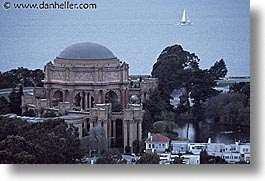 boats, california, horizontal, palace, palace fine art, palace of fine art, san francisco, west coast, western usa, photograph