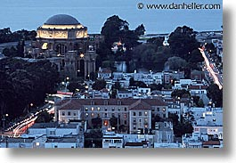 california, dusk, horizontal, palace, palace fine art, palace of fine art, san francisco, west coast, western usa, photograph