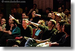 audience, california, horizontal, members, people, san francisco, west coast, western usa, photograph