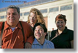 california, corey, gerris, groups, horizontal, jenny, johns, outside, people, san francisco, west coast, western usa, photograph