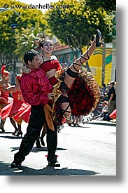 california, carnival, dancers, people, private industry counsel, san francisco, tango, vertical, west coast, western usa, youth opportunity, photograph