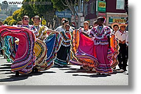california, carnival, flamencos, horizontal, people, private industry counsel, san francisco, west coast, western usa, young, youth opportunity, photograph