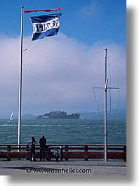 california, piers, san francisco, vertical, west coast, western usa, photograph