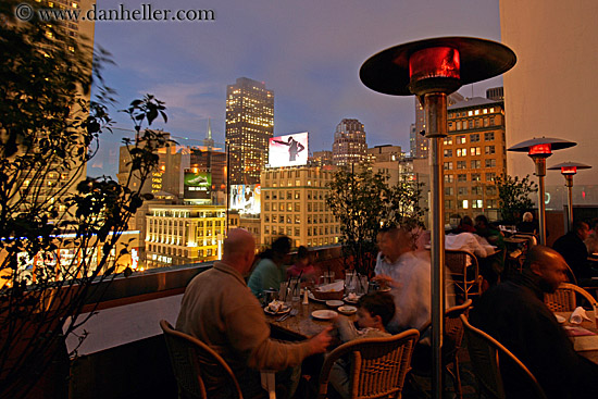 Rooftop restaurant 2 for Western union san francisco ca