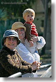 boys, california, childrens, families, grandma, jacks, jills, people, san francisco, toddlers, vertical, west coast, western usa, zoo, photograph