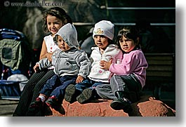 california, childrens, girls, horizontal, latin, people, san francisco, west coast, western usa, zoo, photograph