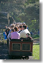 california, people, san francisco, trains, vertical, west coast, western usa, zoo, photograph
