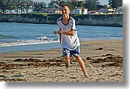 activities, beaches, boys, california, chase, childrens, emotions, happy, horizontal, people, running, santa cruz, smiles, west coast, western usa, photograph