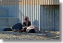 california, colorful, hair, homeless, horizontal, men, people, rasta, santa cruz, west coast, western usa, photograph