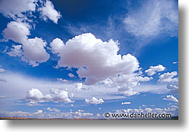 california, clouds, horizontal, sierras, west coast, western usa, photograph