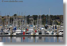 boats, bodega bay, california, harbor, horizontal, sonoma, west coast, western usa, photograph
