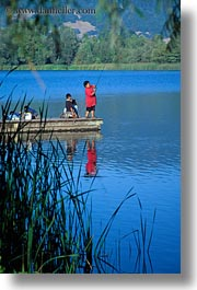 california, childrens, fishing, lakes, scenics, sonoma, vertical, west coast, western usa, photograph