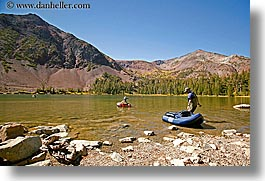 california, fishermen, fishing, horizontal, lakes, virginia, virginia lakes, west coast, western usa, photograph