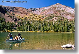 california, fishermen, fishing, horizontal, lakes, mountains, virginia, virginia lakes, west coast, western usa, photograph