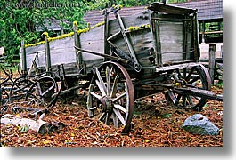 california, horizontal, old, stage coach, west coast, western usa, wheels, yosemite, photograph