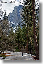 boys, california, childrens, half dome, jacks, mountains, nature, people, plants, toddlers, trees, vertical, west coast, western usa, yosemite, photograph