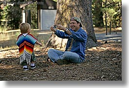 babies, boys, california, childrens, clothes, dans, emotions, families, fathers, happy, hats, horizontal, jacks, men, people, sunglasses, toddlers, west coast, western usa, yosemite, photograph