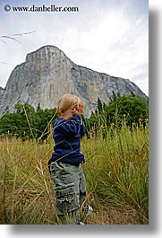 babies, boys, california, el capitan, jacks, mountains, people, toddlers, vertical, west coast, western usa, yosemite, photograph