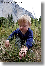 babies, boys, california, el capitan, jacks, people, toddlers, vertical, west coast, western usa, yosemite, photograph